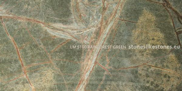 Rainforest Green Muster - LM 5100